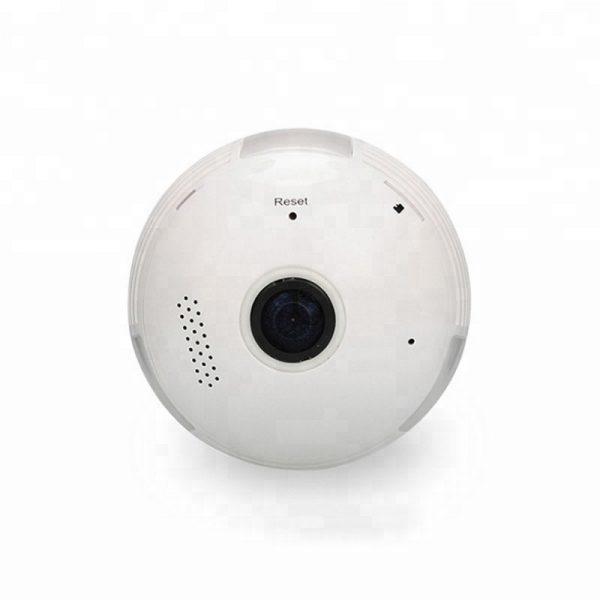 camera wifi ngụy trang bóng đèn