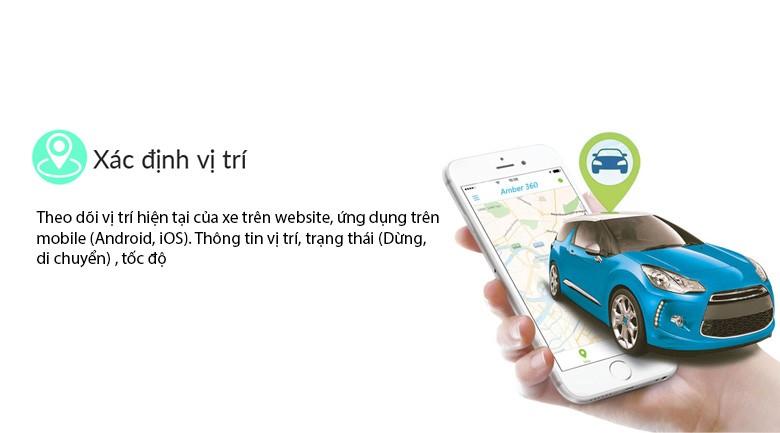 Định vị xe ô tô bằng điện thoại