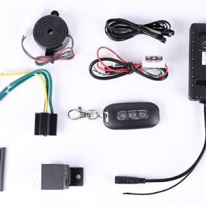 ảnh Định vị viettel Smartmotor Viettel W2 có remote mới nhất