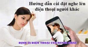 hướng dẫn cách định vị điện thoại của người khác